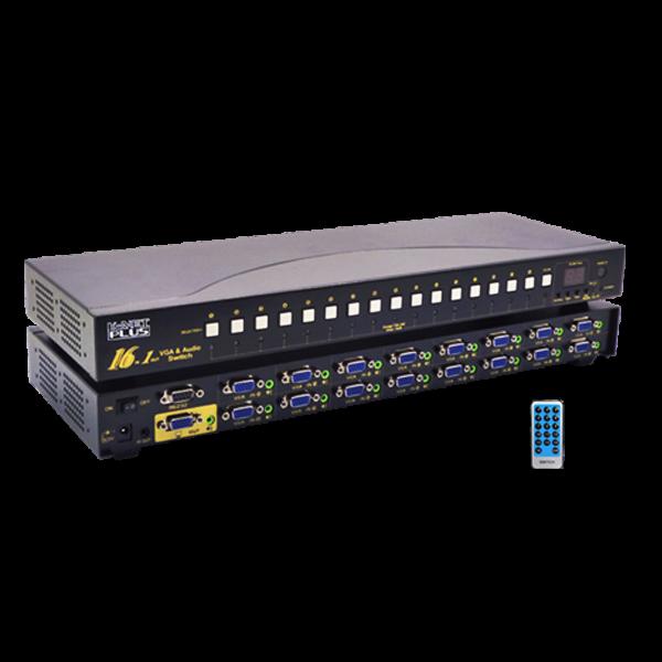 VGA Switch 16port