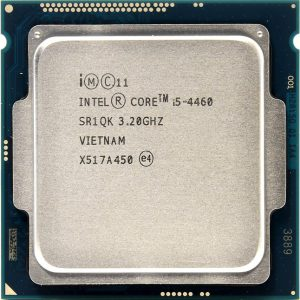 Intel Core i5-4460 3.2GHz LGA 1150 Haswell TRAY CPU